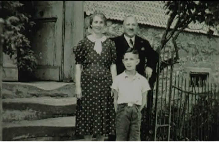 Albert und Martha Strauss